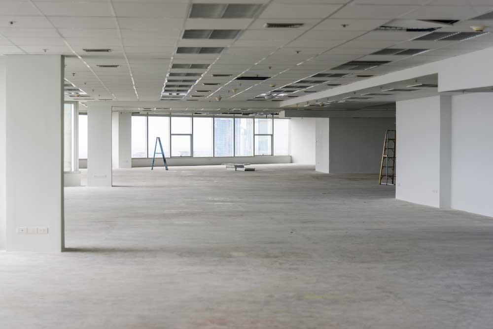 Büroentkernung und Bürorückbau| ESD Darmstadt