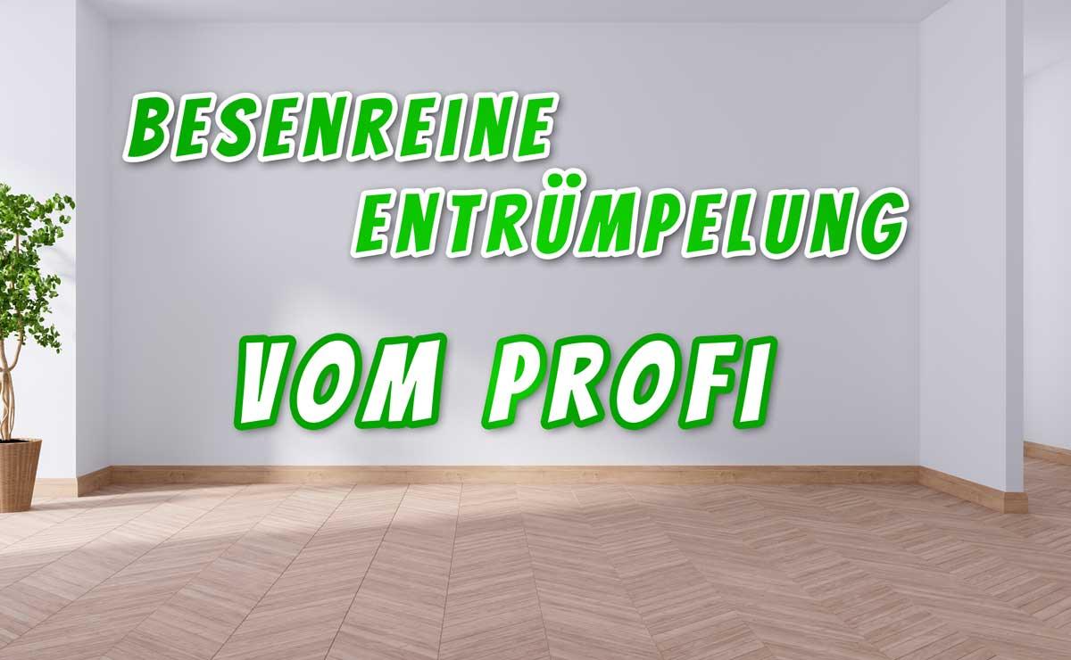 Entrümpelung vom Profi | ESD Darmstadt