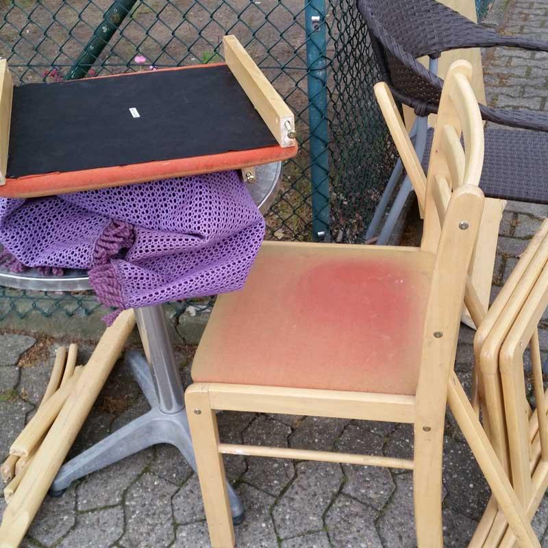 Entsorgnung von Möbeln und Sperrmüll | ESD Darmstadt