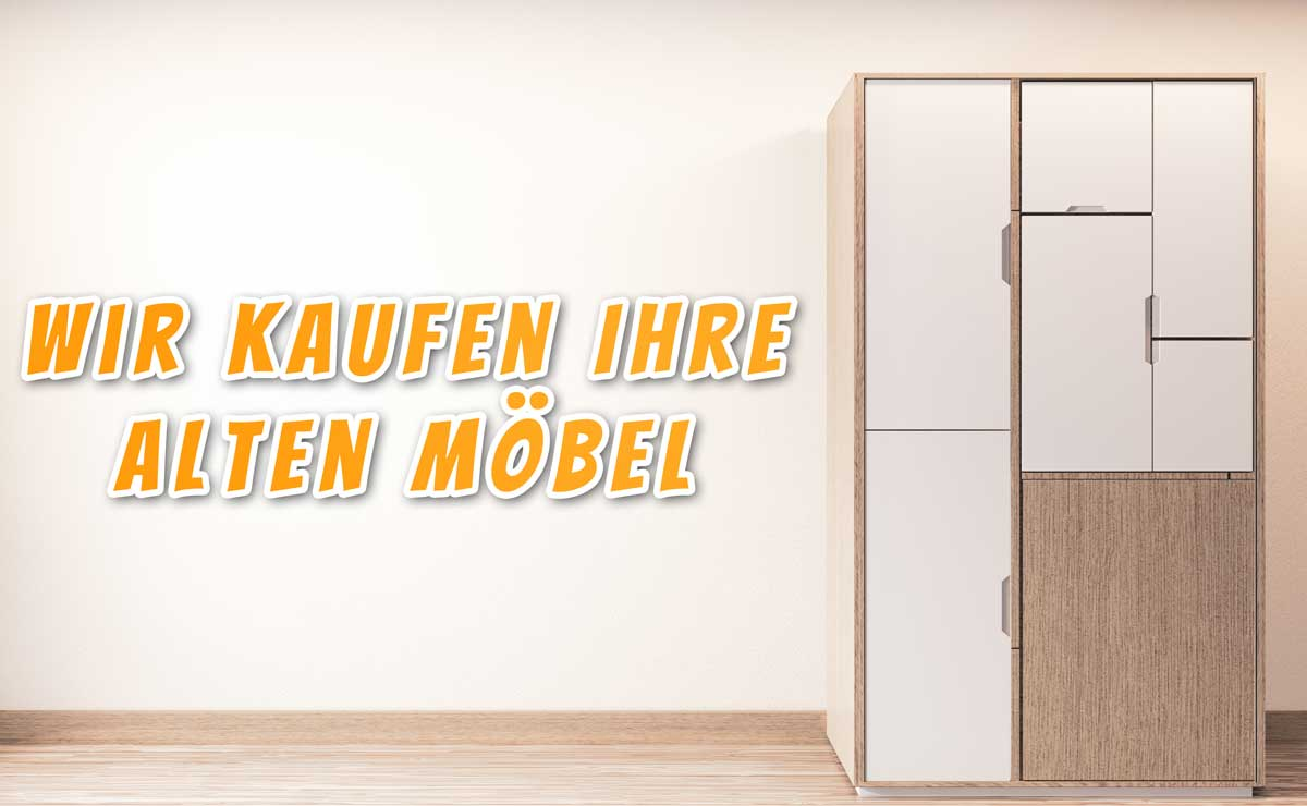 Ankauf von Möbeln und verwertbarem Inventar | ESD Darmstadt